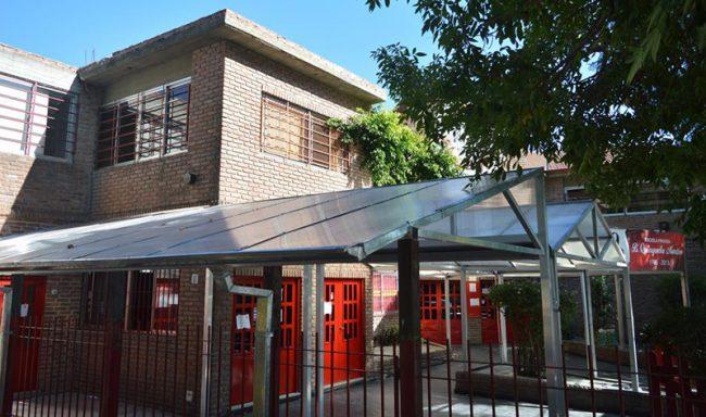 Colegio Benito Quinquela Martín 1