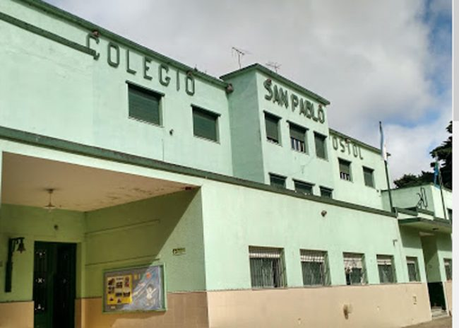Colegio San Pablo Apóstol 1
