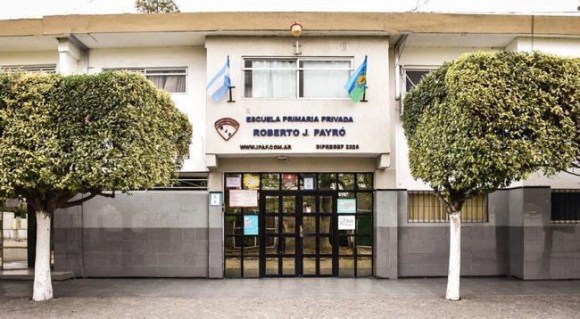 Escuela Roberto J. Payro 1