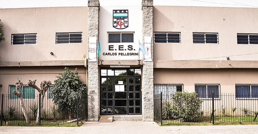 Escuela Secundaria Carlos Pellegrini 2