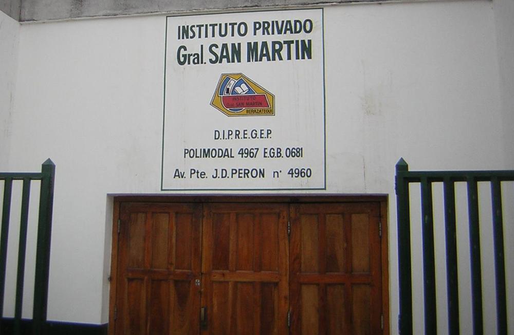 Instituto General San Martín 2