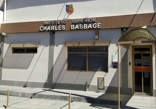 Instituto Superior Charles Babbage 1