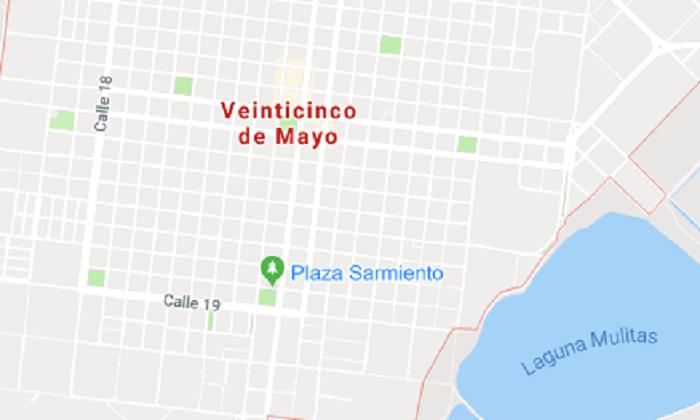 """Escuela Primaria Nº 1 """"General Julio Argentino Roca"""" 2"""
