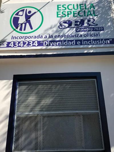 Escuela especial Ser 1