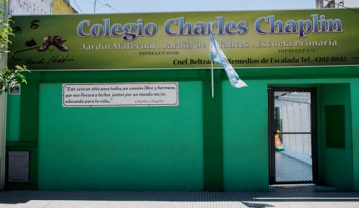 Colegio Charles Chaplin 3