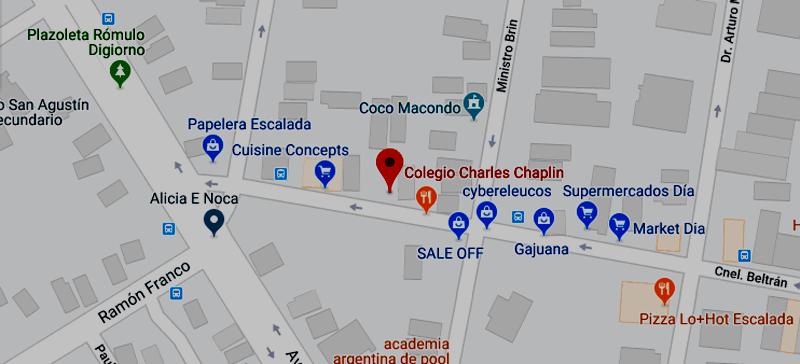 Colegio Charles Chaplin 2