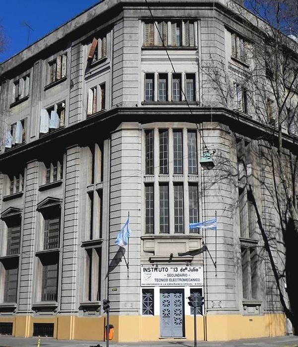 Listado de colegios privados en Puerto Madero, Retiro, Constitución, Montserrat y San Telmo 3