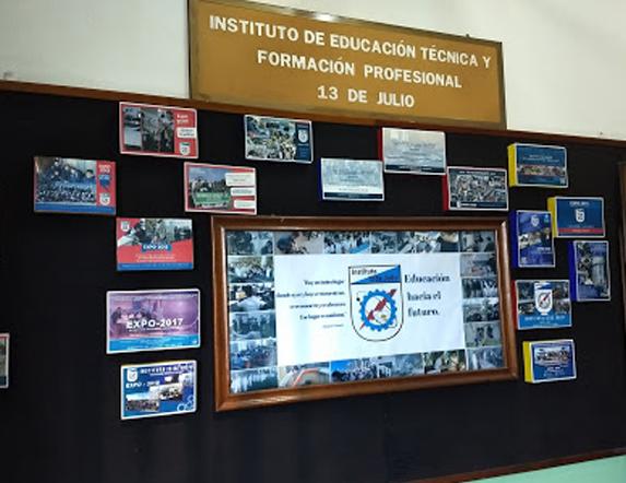 Escuela Técnica 13 de Julio 3