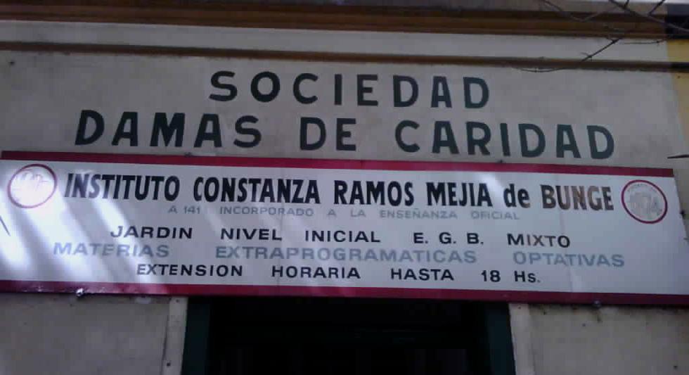 Instituto Constanza Ramos Mejía de Bunge 3