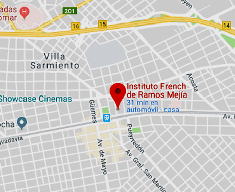 Instituto French (de Ramos Mejia) 5