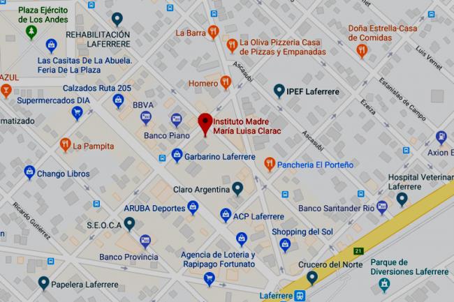 Instituto Madre María Luisa Clarac 1