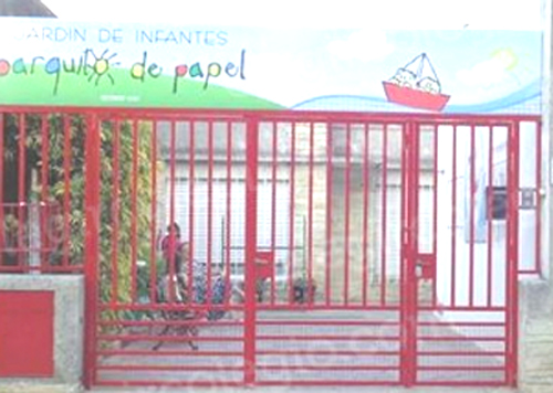 Jardin Barquito de Papel 2