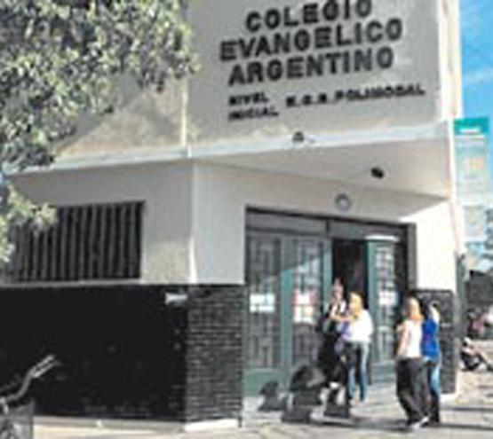 Colegio Evangélico Argentino (CEA) 1