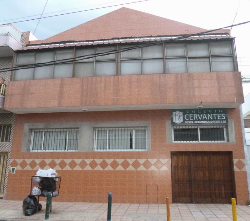 Colegio Cervantes 4