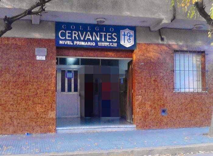 Colegio Cervantes 2