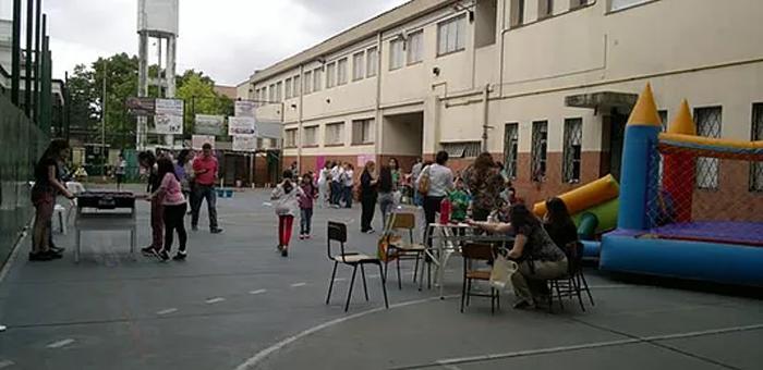 Colegio Consolata Merlo 2