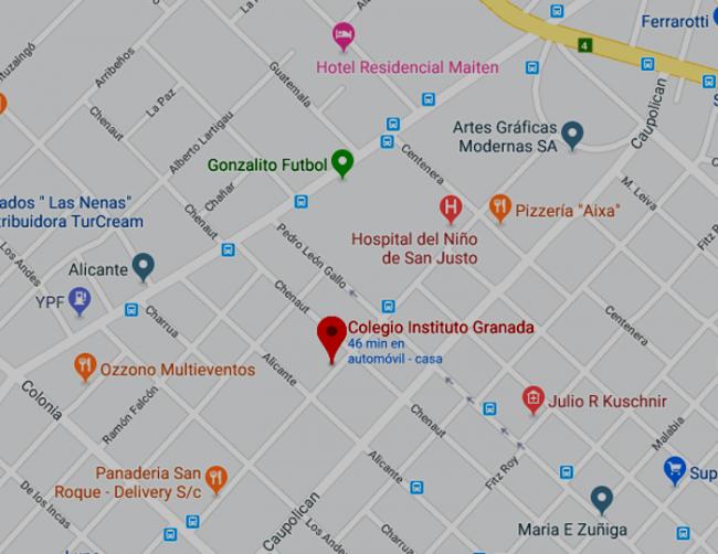 Instituto Granada 28
