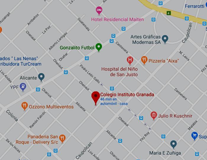 Listado de colegios privados en La Matanza 48