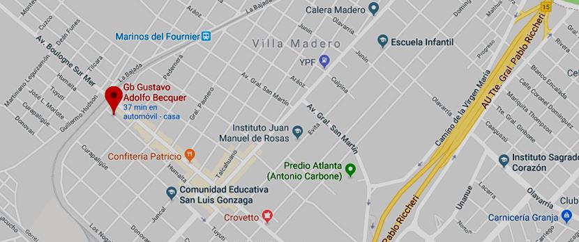 Listado de colegios privados en La Matanza 49