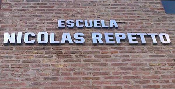 Colegio Nicolás Repetto 1