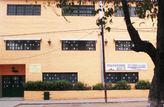 Colegio Solar de Horneros 1