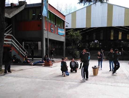 Colegio Técnico Instituto Centro San José 3