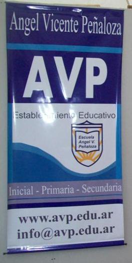Escuela Angel Vicente Peñaloza 4