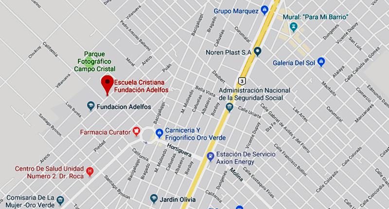 Listado de colegios privados en La Matanza 57