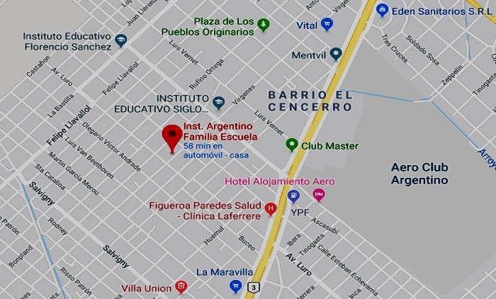 IAFE Instituto Argentino Familia Escuela 2