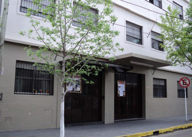 Instituto Educacional Almafuerte 35