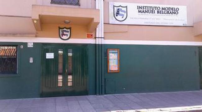 Instituto Manuel Belgrano 2