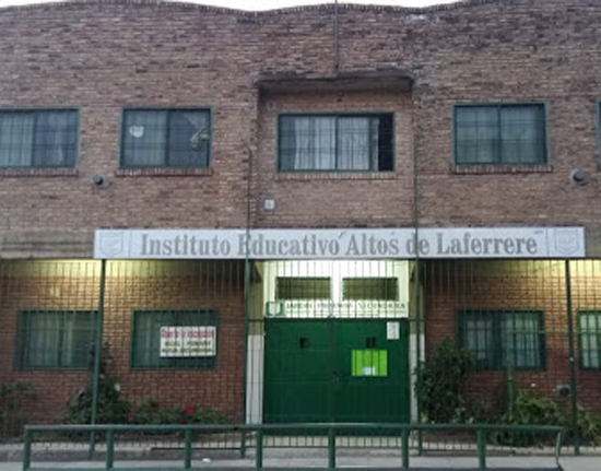 Instituto Altos de Laferrere 1