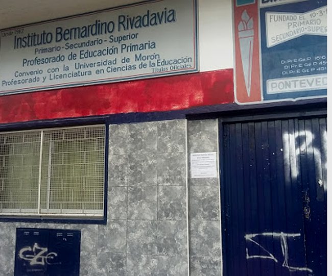 Colegio Bernardino Rivadavia 1