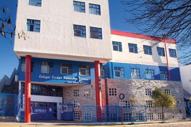 Colegio Carlos Saavedra Lamas 1
