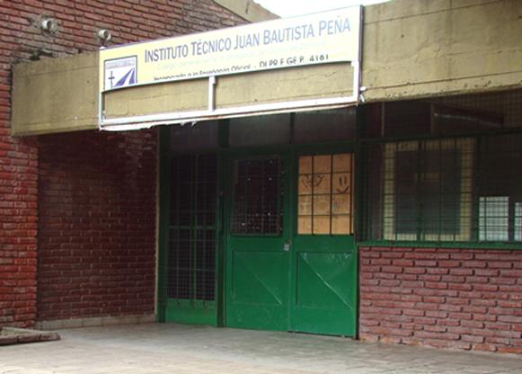 Instituto Técnico Juan Bautista Peña 3