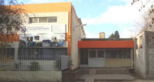Instituto Técnico Juan Bautista Peña 1