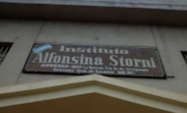 Instituto Alfonsina Storni 1