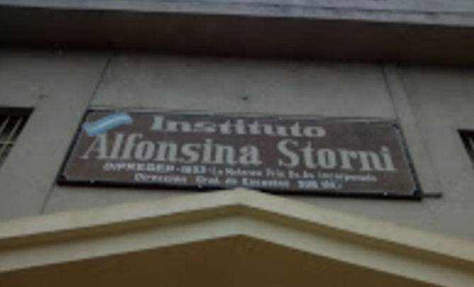 Instituto Alfonsina Storni 2