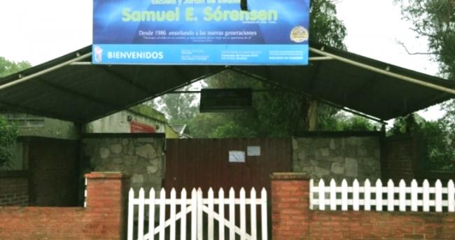 Escuela Cristiana Samuel Sorensen 1