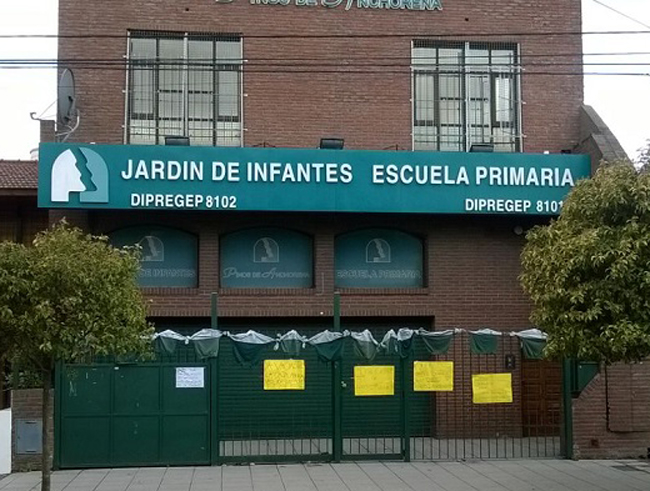 Institución Educativa Pinos de Anchorena 2