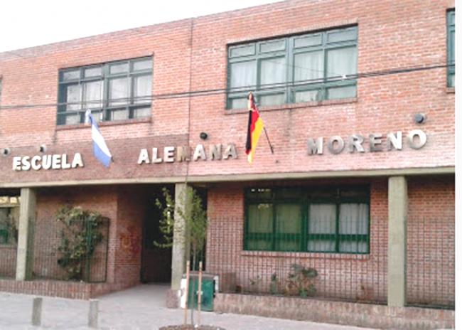 Listado de colegios privados en Moreno 1