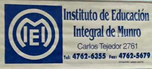 IEIM Educación Integral Munro 34