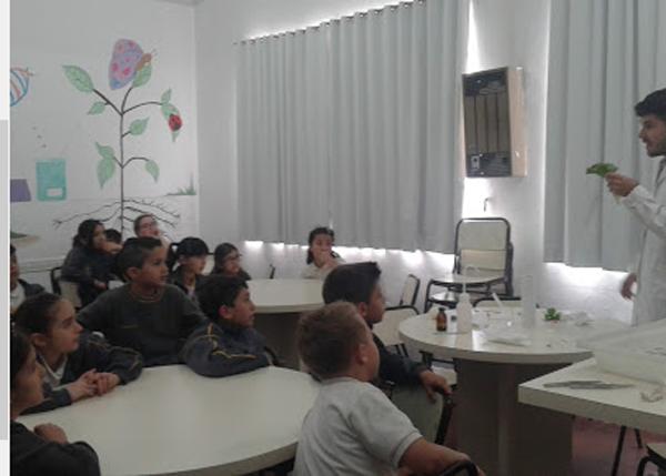 Instituto Parroquial Jesús Obrero 3