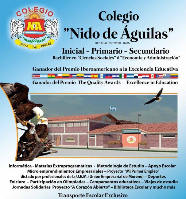 Colegio Nido de Aguilas 1