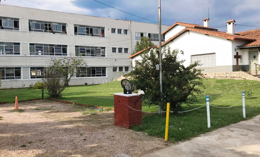 Colegio Nuestra Señora de Monte Grande (NSMG) 3