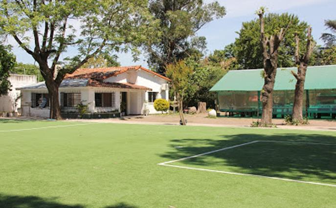 Colegio Vicente Francisco Saperi 3