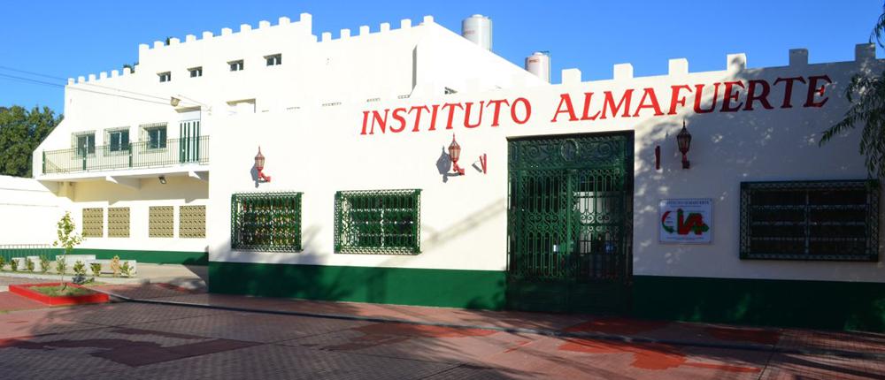 Instituto Almafuerte 2