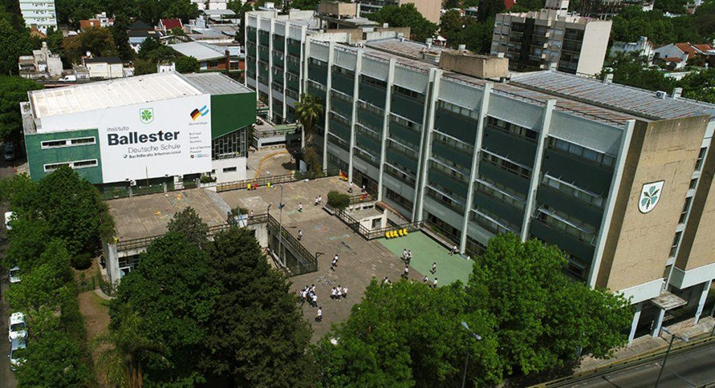 Listado de colegios privados en General San Martin 18