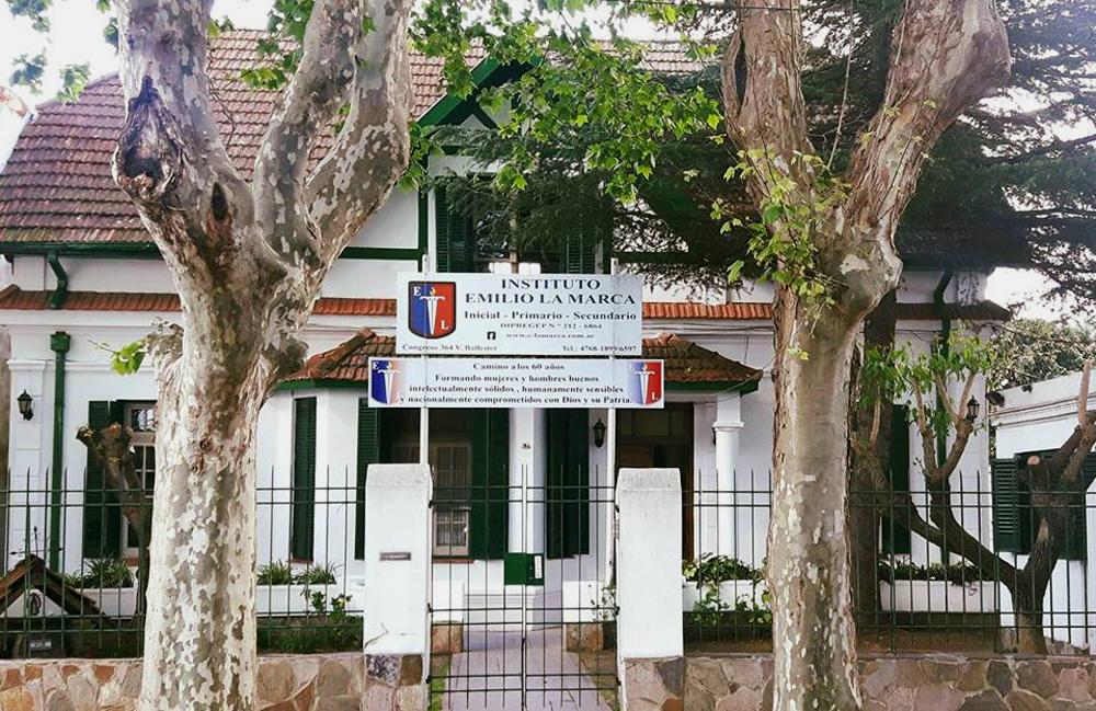 Listado de colegios privados en General San Martin 22
