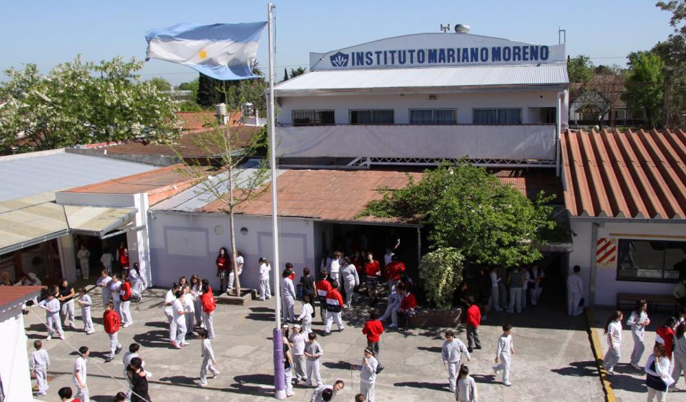 Instituto Mariano Moreno (IMM) 3